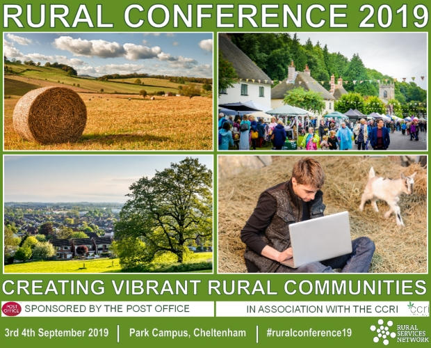 RSN Rural Conference 2019 - Presentations now available
