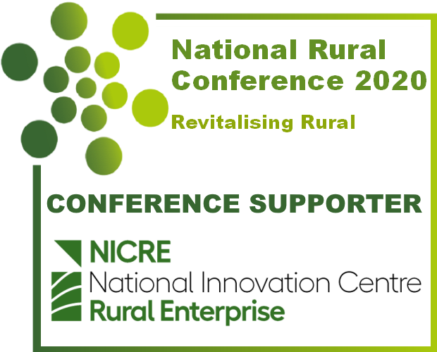 The National Rural Conference 2020 Conference Supporter - NICRE