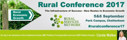 Conference banner - Carole Walker - what new