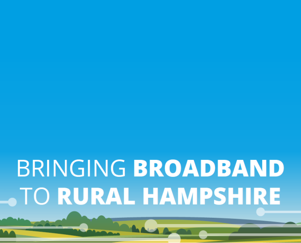 Hampshire County Council adds £1million to rural broadband scheme