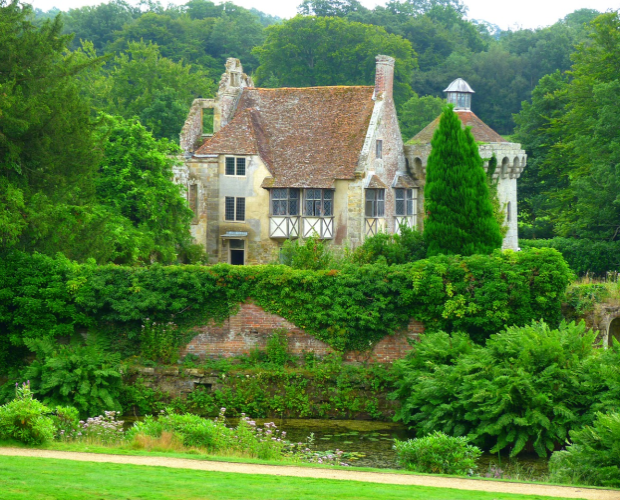 Britain's historic houses are, for the most part, safe — that is not true of the countryside