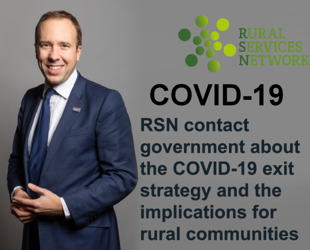 Covid-19 rural lockdown exit strategy update from the RSN