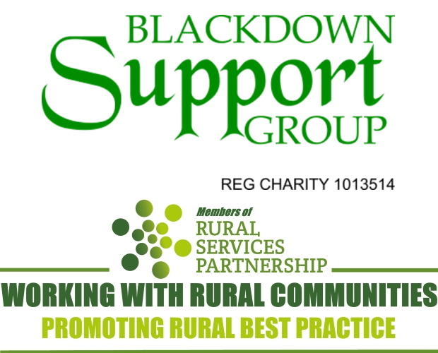 Blackdown Support Group wins £1,000 Movement for Good award