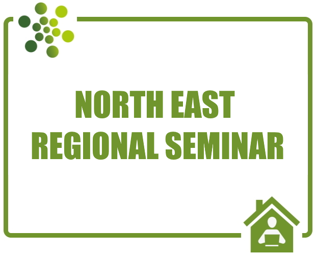 North East Regional Online Seminar and Networking Event - May 2020