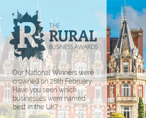 Rural Business Awards winners announced