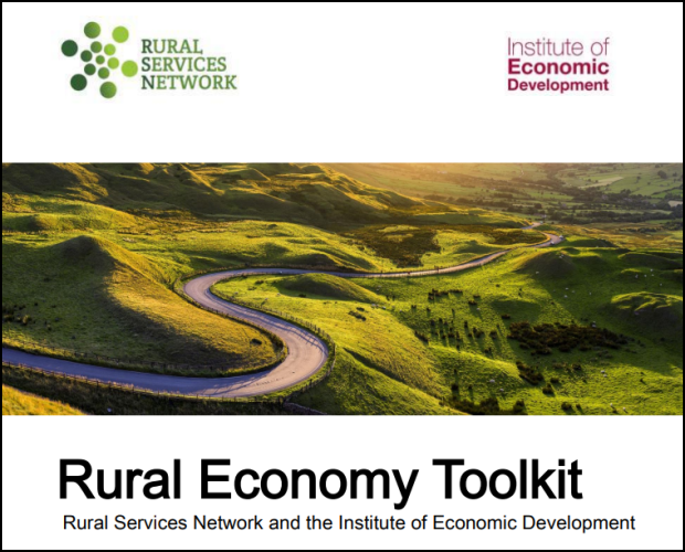 "New Rural Economy Toolkit to support ""missed opportunity"" around rural relevance to UK productivity and prosperity"