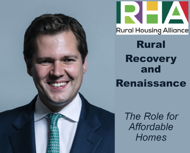 The Rural Housing Alliance have written to the Secretary of State for Housing to offer support
