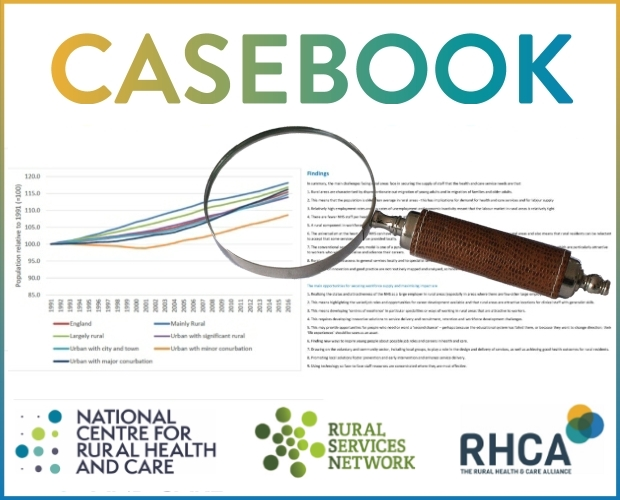 January Edition of Casebook from the Rural Health and Care Alliance