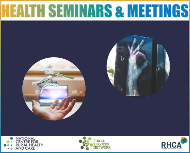 Upcoming Health Seminar - 23rd July 2020 (Book Now)