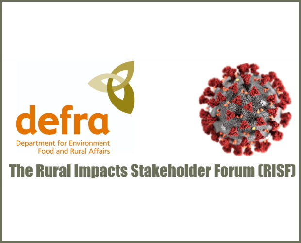 Issues raised at the latest meeting of the Rural Impacts Stakeholder Forum (RISF)