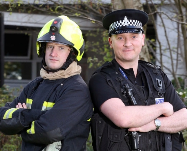 Rural firefighters take on new role fighting crime