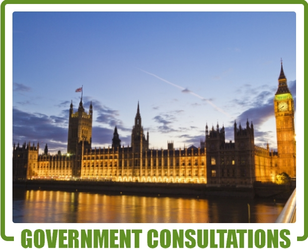 Current Government Consultations - March 2021
