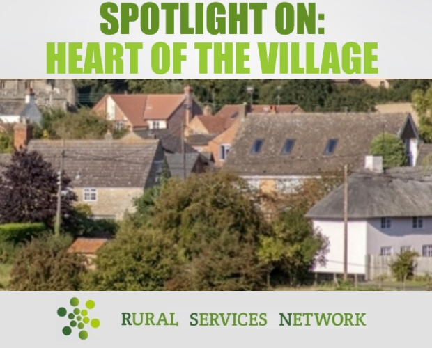 Spotlight on Heart of the Village - March 2019