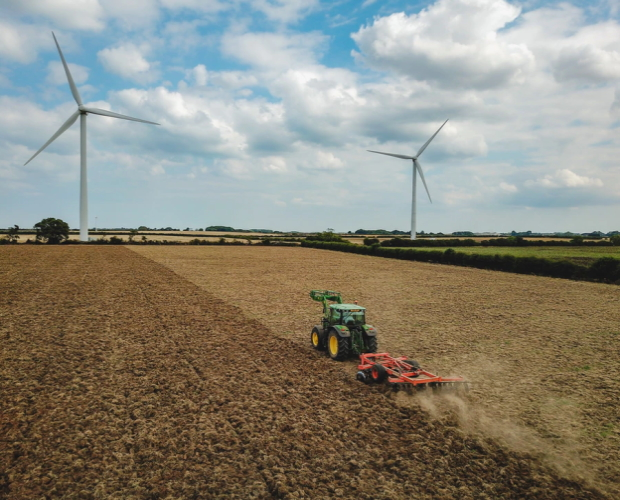Rural Services Network publish ten point Plan for a Green Industrial Revolution