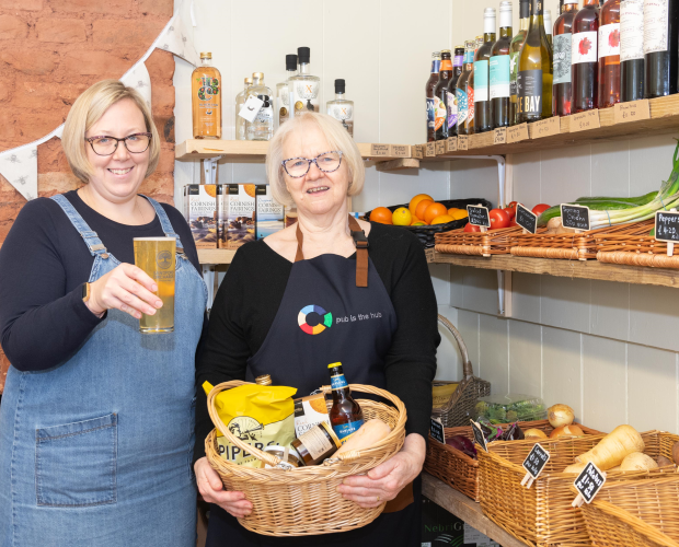 New village shop comes to the aid of customers