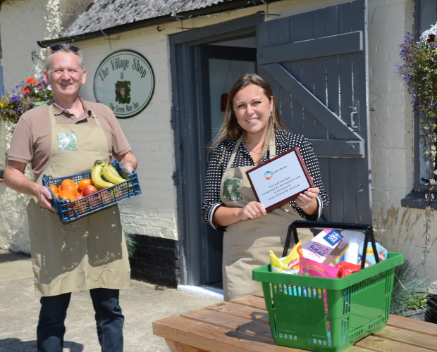 The Green Man pub opens a village shop as it bounces back from Covid