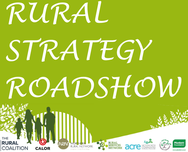 The Rural Strategy Regional Roadshow