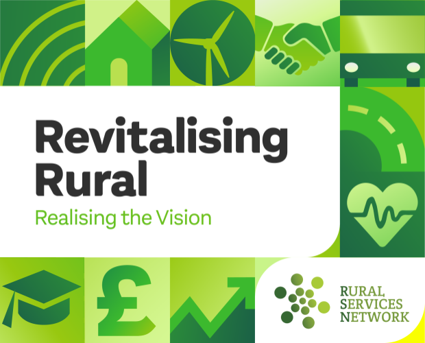 Launch of Revitalising Rural: Realising the Vision