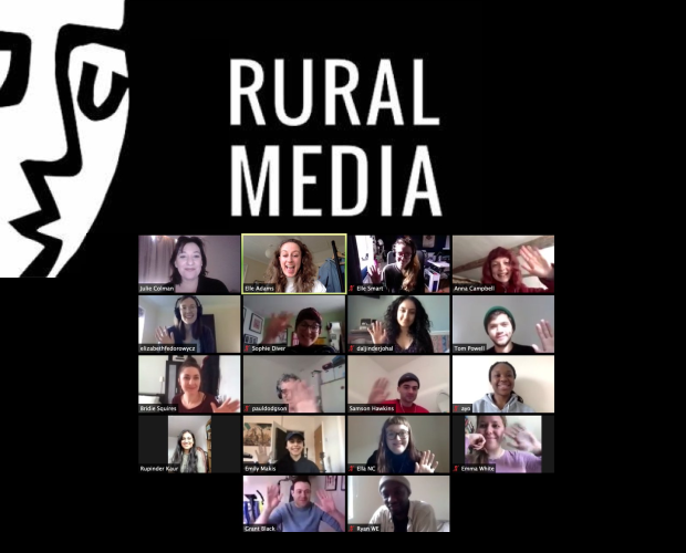 Rural Media, announce digital support for local communities and creatives during COVID-19 lockdown