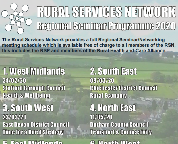 Spotlight on our seminars - 2020 Programme