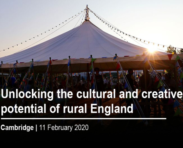 Unlocking the creative and cultural potential of rural England
