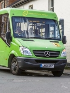Charity helps save rural bus routes