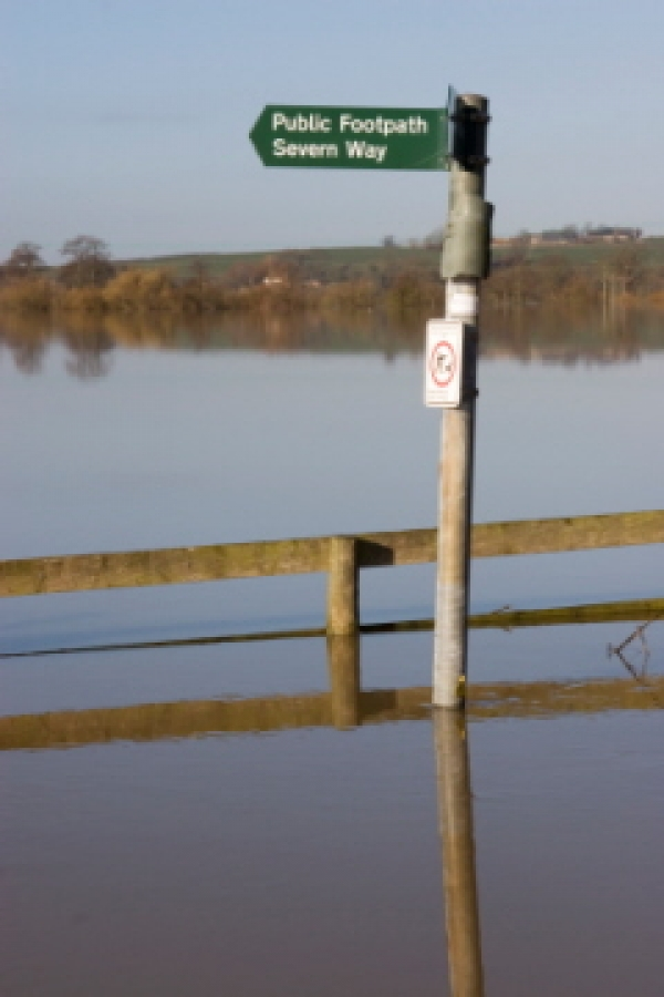 Rural communities on flood alert