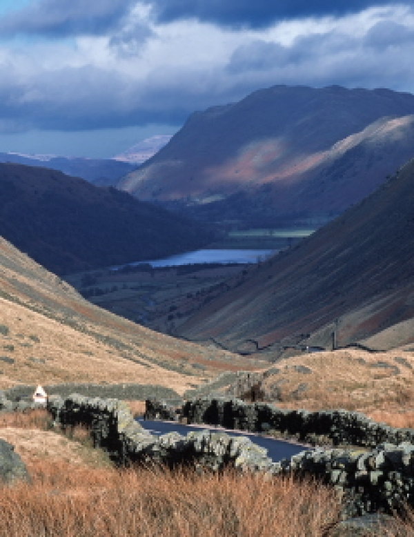 Uphill or downhill - where next for the uplands?