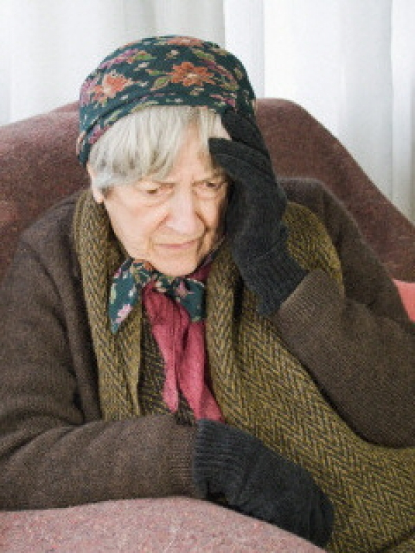 Elderly 'timebomb' for health services