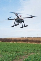 Hi-tech drone combats rural crime