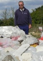 Rural fly-tipping incidents on the rise