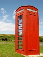 Plan to withdraw red phone boxes